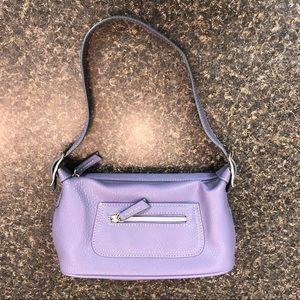 Liz Claiborne lilac or light purple purse